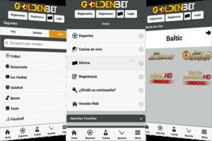 Golden Bet Mobile