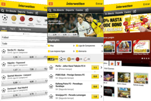 Mobile App para iPhone & Android