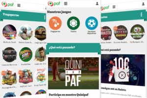 Paf Android App