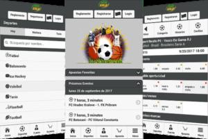 Wingold mobile app